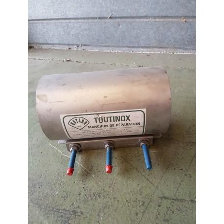 toutinox manchon de réparation bayard 170-180mm