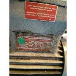 pompe inox mouvex ESS 75