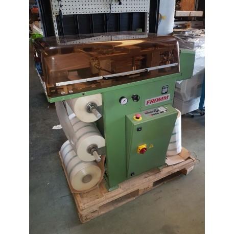 Machine à calage à bulle d'air FROMM AP420