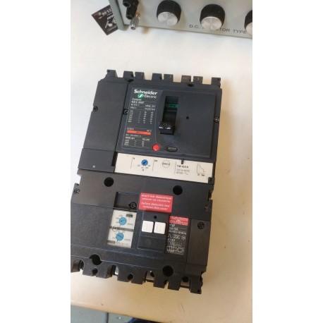 Disjoncteur schneider NSX160F 4P à réviser