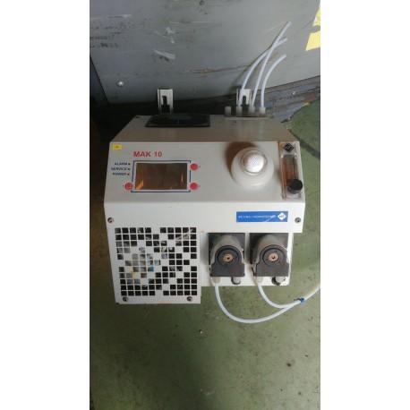 refroidisseur de gaz agt mak 10-2