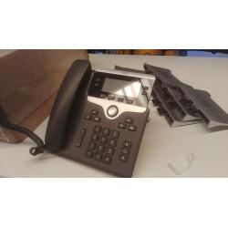 9 téléphones IP CISCO CP 7841