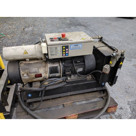 compresseur à palette mattei ERC 511H de 2003