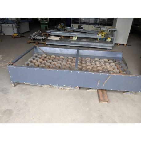 table de criblage HES hydraulique 287x190