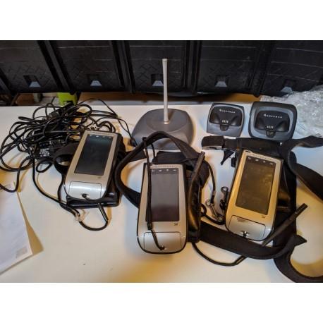Lot de 3 télécommandes ORDERMAN SOL