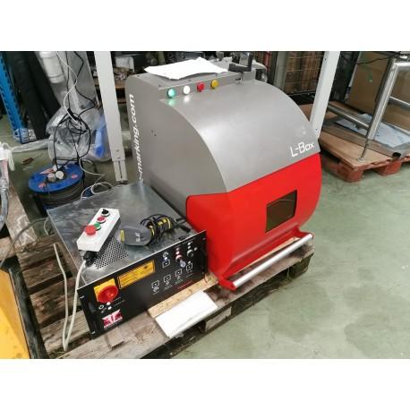 machine marquage laser SIC L-BOX de 2015