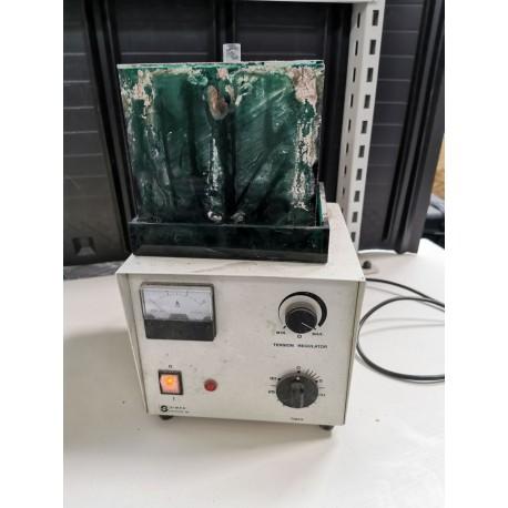 Minilux SIMED bain électrolytique pour Cr-Co